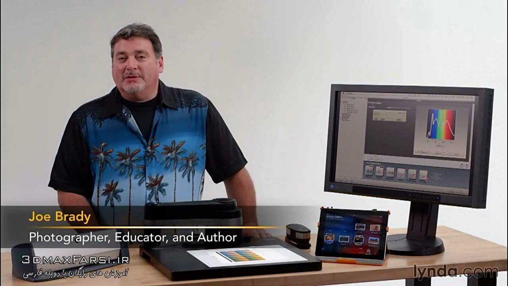 آموزش تنظیمات رنگ فتوشاپ برای چاپ کالیبره رنگ مانیتور پلاتر لیندا photoshop cc