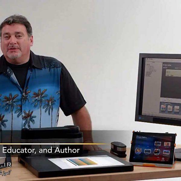 آموش کاربرد فتوشاپ در عکاسی - مدیریت رنگ برای چاپ