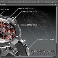 آموزش کامل رندرگیری با نرم افزار کی شات راینو Luxion KeyShot
