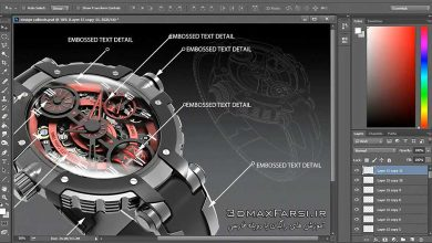 Photo of آموزش مدلسازی کی شات راینو : رندرگیری نرم افزار Luxion KeyShot