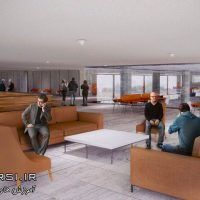 دانلود رایگان آموزش Creating Large Scale Interior Renderings CINEMA 4D