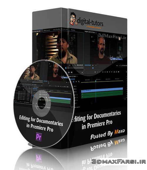 دانلود رایگان آموزش Editing for Documentaries in Premiere Pro