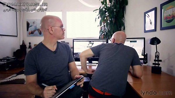 آموزش اصولی کامپوزیت افترافکت روتوسکوپی Rotoscoping Edges