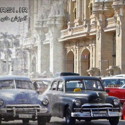 دانلود آموزش Creating Illusion Aged Footage After Effects