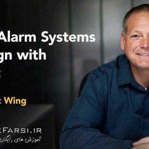 دانلود آموزش طراحی سیستم هشدار حریق رویت معماری Fire Alarm Revit