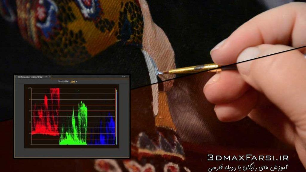 اصلاح رنگ پریمیر پرو Mastering Color Correction Premiere Pro