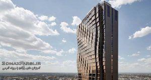 آموزش طراحی مدولار معماری طراحی نما ساختمان Rhino 3D Architecture