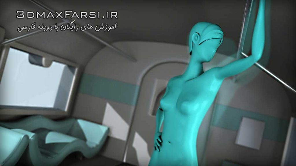 دانلود آموزش Setting Up a Jiggle System for Animation in 3ds Max