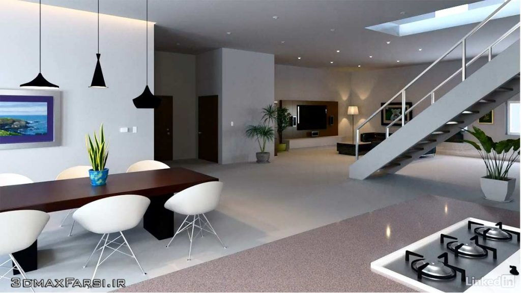 3ds max 2018 for 3d max interior design course