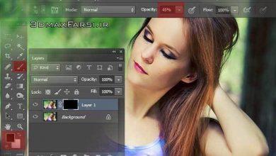 Photo of آموزش نقاشی دیجیتالی فتوشاپ دو بعدی Photoshop Digital drawing