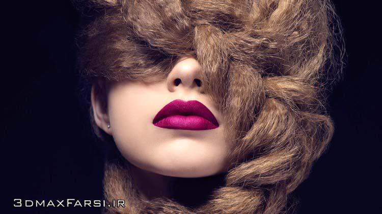 آموزش روتوش زیبایی در فتوشاپ photoshop Beauty Retouch