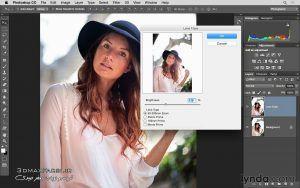 آموزش جامع فتوشاپ کار کردن شارپ کردن تصویر و کاهش نویز تصویر