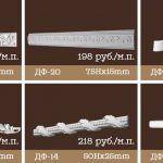 Dikart Decorative Gypsum 3D Models دانلود رایگان نما رومی کلاسیک جزئیات جرز دار دیوار
