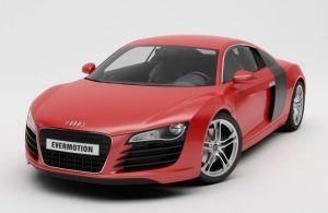 دانلود آبجکت ماشین سه بعدی با کیفیت بالا تری دی مکس ویری Evermotion - HD Models Cars vol 3