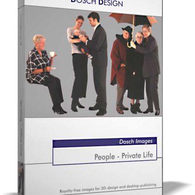 دانلود رایگان پرسوناژ سه بعدی زندگی شخصی خصوصی People Private Life