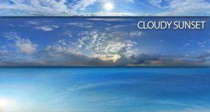 دانلود بک گراند آسمان برای فتوشاپ تری دی مکس Skies Panoramas