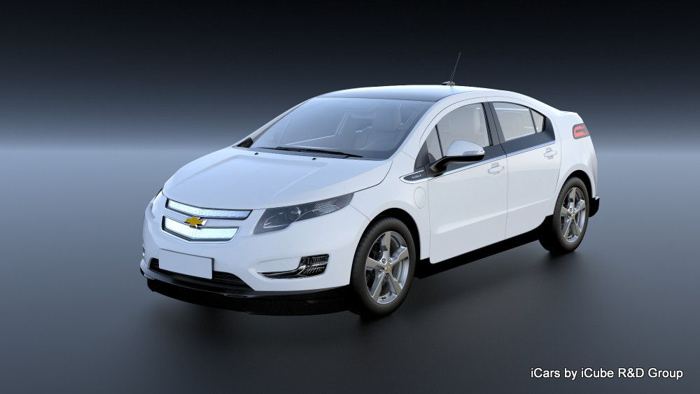 دانلود رایگان آبجکت ماشین سه بعدی مخصوص انیمشن سازی تری دی مکس R&D Group iCars