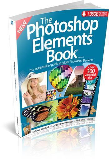 دانلود رایگان پوستر فتوشاپ The Photoshop Elements Book Vol. 2 Revised Edition 2015