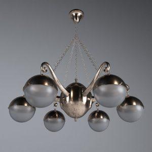 دانلود آبجکت لوستر کلاسیک تری دی مکس 3DDD - Classic Ceiling Lamp