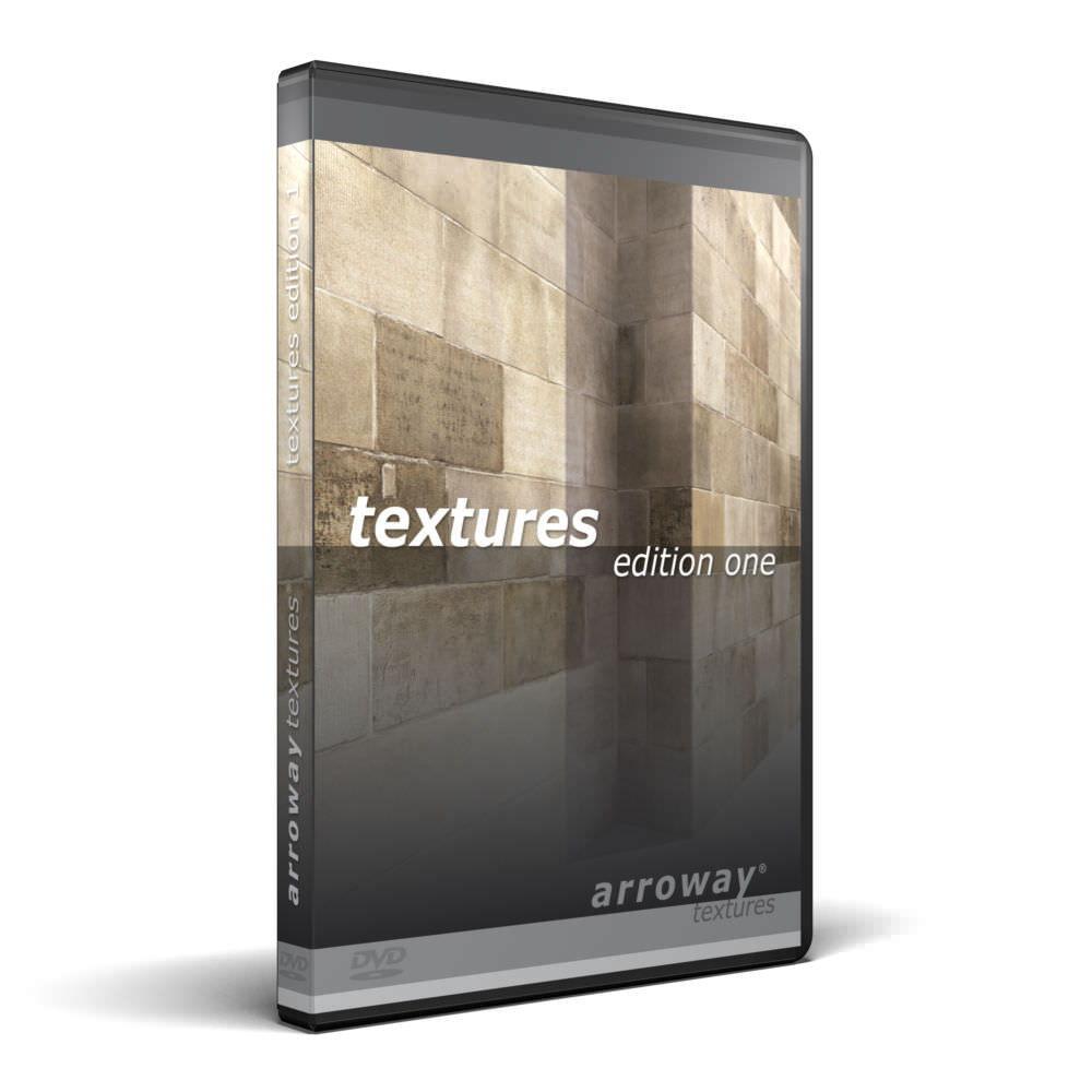 دانلود رایگان مجموعه متریال معماری تری دی مکس ویری Arroway Textures - Edition One