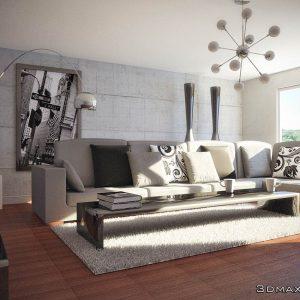آموزش کامل نورپردازی رندرداخلی سینمافوردی ویری مدلسازی معماری متریال سازی Cinema 4D Vray