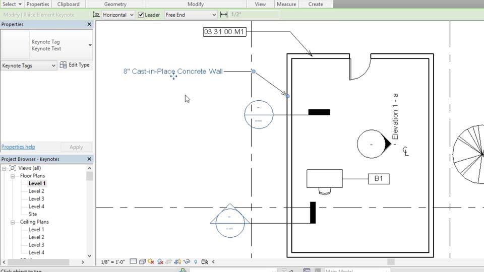 آموزش ساخت قالب آماده رویت تنظیمات اندازه گذاری نوشتن