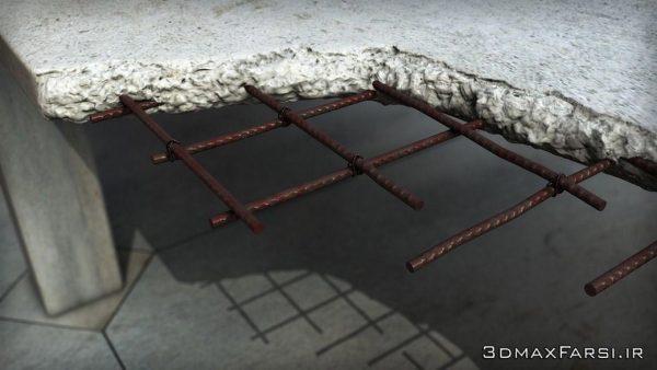 آموزش استفاده از پنل تقویت سازه های بتنی رویت استراکچر Using the Reinforcement Panel in Revit