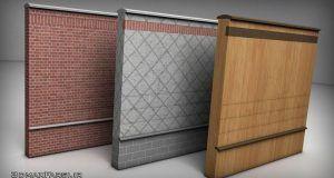 آموزش نحوه متریال دادن در رویت : Working with Materials in Revit