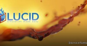 دانلود پلاگین lucid Physics برای شبیه سازی فیزیکی تری دی مکس + آموزش نصب کرک