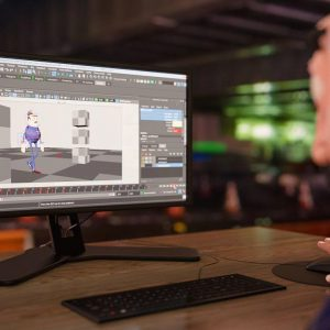 دانلود آموزش انیمیشن سازی موشن کپچر مایا Motion capture Animation