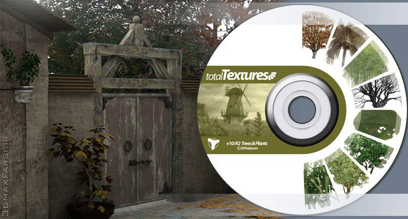 Total Textures V10:R2 – Trees & Plants