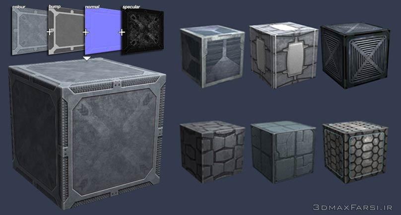 [تصویر:  total-textures-v07-r2-sci-fi-02.jpg]