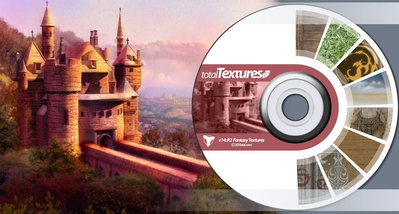 Download Total Textures V14R2 - Fantasy