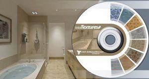پکیج کامل متریال تکسچر معماری دانلود رایگان Total Textures V16 - Architectural Showroom