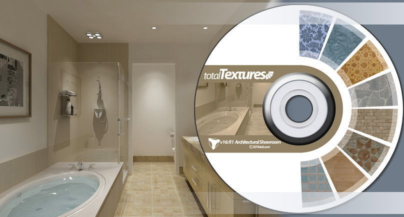 Total Textures V16 - Architectural Showroom