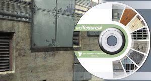 دانلود پکیج متریال تکسچر برای رندر شهری بیرونی رندر های خارجی Total Textures Urban Extras