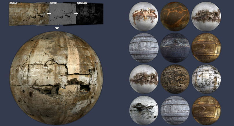 Total Textures V19 – Destroyed & Damaged