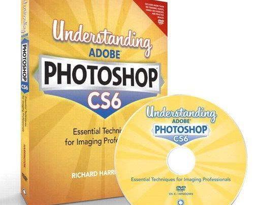 دانلود کتاب آموزش فتوشاپ فارسی photoshop cs6 به صورت pdf