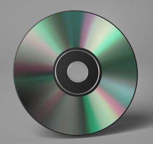 آموزش ساخت متریال سی دی دی وی دی cd DVD