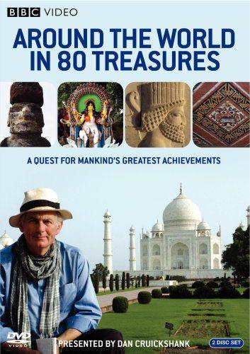 دانلود مستند سفر به دور دنیا Around the World in 80 Treasures
