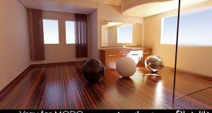 دانلود پلاگین ویری برای مودو Vray for MODO 3.52.01 Win/Mac