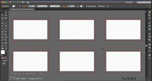 دانلود آموزش ساخت آرت بورد اسناد چند گانه multiartboard documentsIllustrator cc