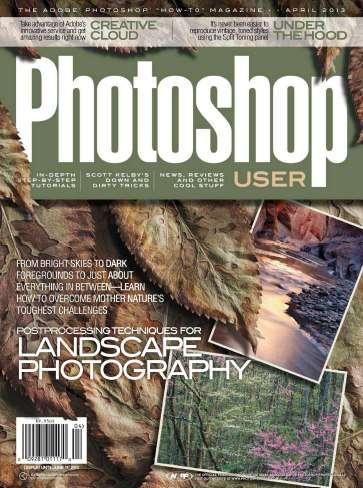 Photoshop User Magazine دانلود مجله آموزش فتوشاپ