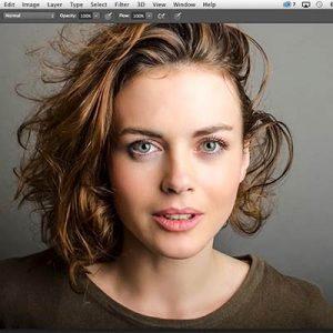 صفر تا 100 آموزش روتوش صورت با فتوشاپ به زبان فارسی Photoshop CC