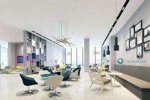 دانلود صحنه سه بعدی داخلی تریدی مکس3Darcshop 10 Sample Interior Vol 06