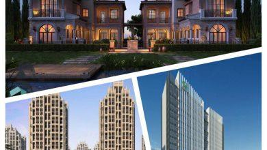 دانلود رایگان مدل سه بعدی ساختمان برج ویلا3Darcshop Scenes 3Darcexterior