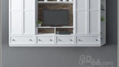 Photo of دانلود آبجکت میز تلویزیون TV مدل سه بعدی تری دی مکس Vray 3ds max