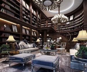 صحنه داخلی 3D66 ویری تری دی مکس Other Interior Scenes Collection3D66