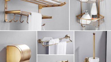 Photo of آبجکت لوازم حمام و سرویس تری دی مکس Avshare Bathroom Accessories
