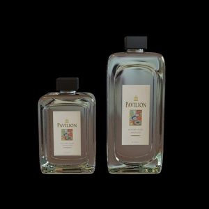 دانلود مدل سه بعدی بطری و ساعت Avshare - Bottles Clocks